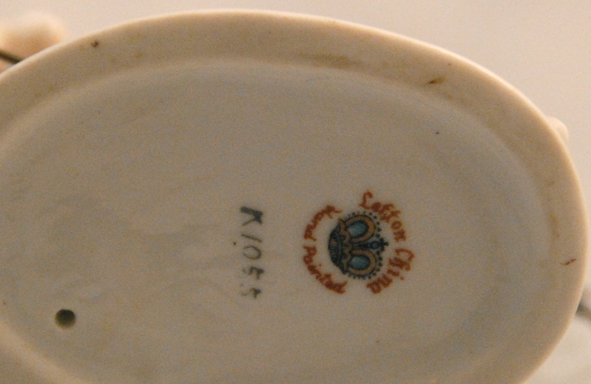 Lefton china mark
