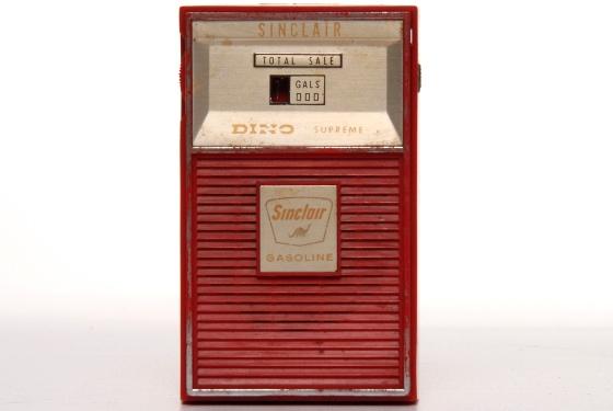 sinclair dino transistor radio