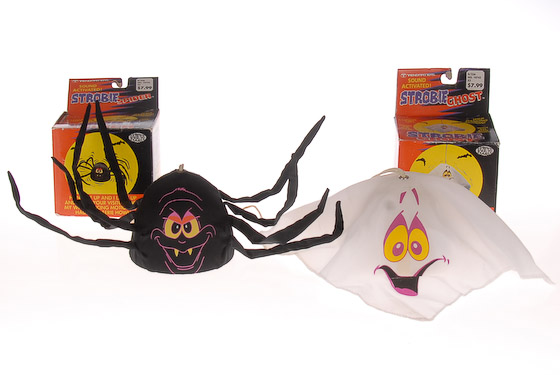 trendmasters halloween decorations strobie