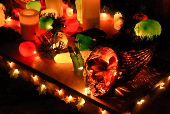 thanksgiving blow molds idea